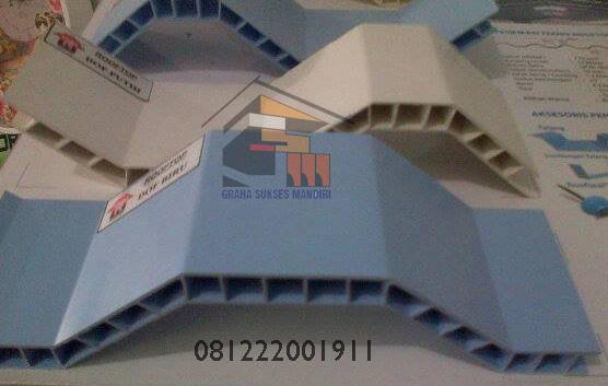 upvc rooftop per meter