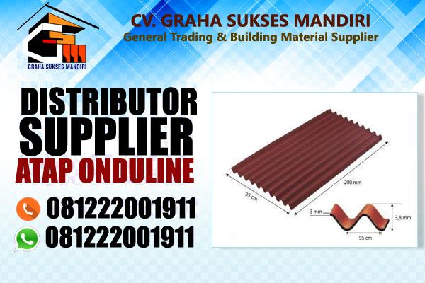 distributor atap onduline termurah
