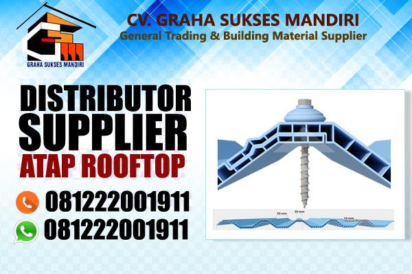 distributor atap rooftop per meter