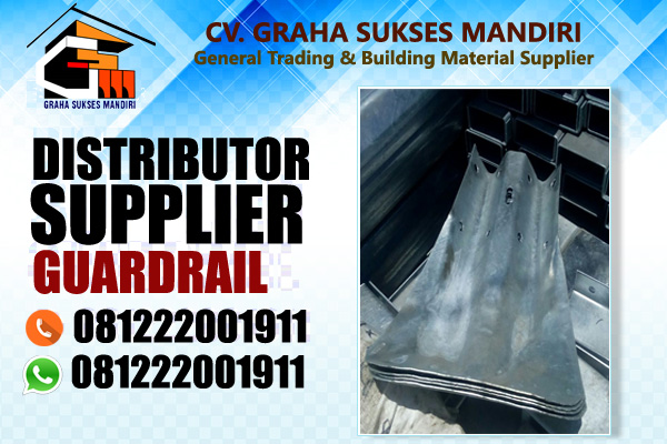 GAMBAR END BLOCK GUARDRAIL
