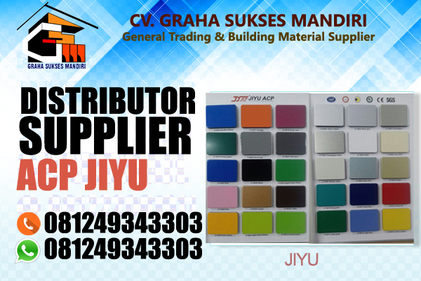 Aluminium Composite Panel Jiyu