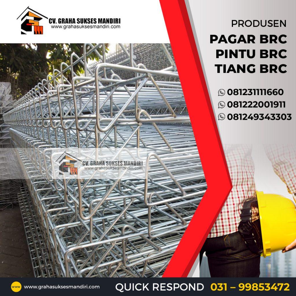 Pagar BRC Surabaya